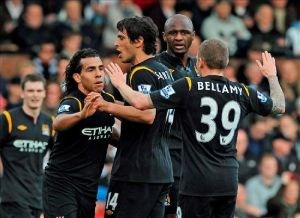 Diario La Noticia - Tevez y el City se divirtirtieron con el Burnley