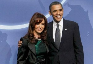 Diario La Noticia - Sueño K cumplido: Cristina tendrá su media hora con Obama en Washington