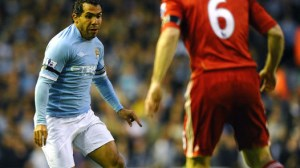 Diario La Noticia - Tevez, en el podio de la Premier League