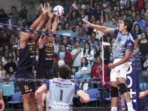 Diario La Noticia - UPCN Voley venció a Bolívar en tie break