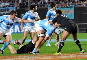Diario La Noticia - Los Pumas la pasaron mal en la fiesta de los All Blacks