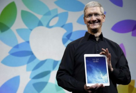 Diario La Noticia - Pese a las caídas en las ventas, Apple sigue apostando al iPad