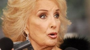 Diario La Noticia - Mirtha Legrand será repudiada en el Senado
